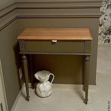 Для дома и интерьера ручной работы. Ярмарка Мастеров - ручная работа 3690. Стол консольный (ш800 в750 г400. Handmade.