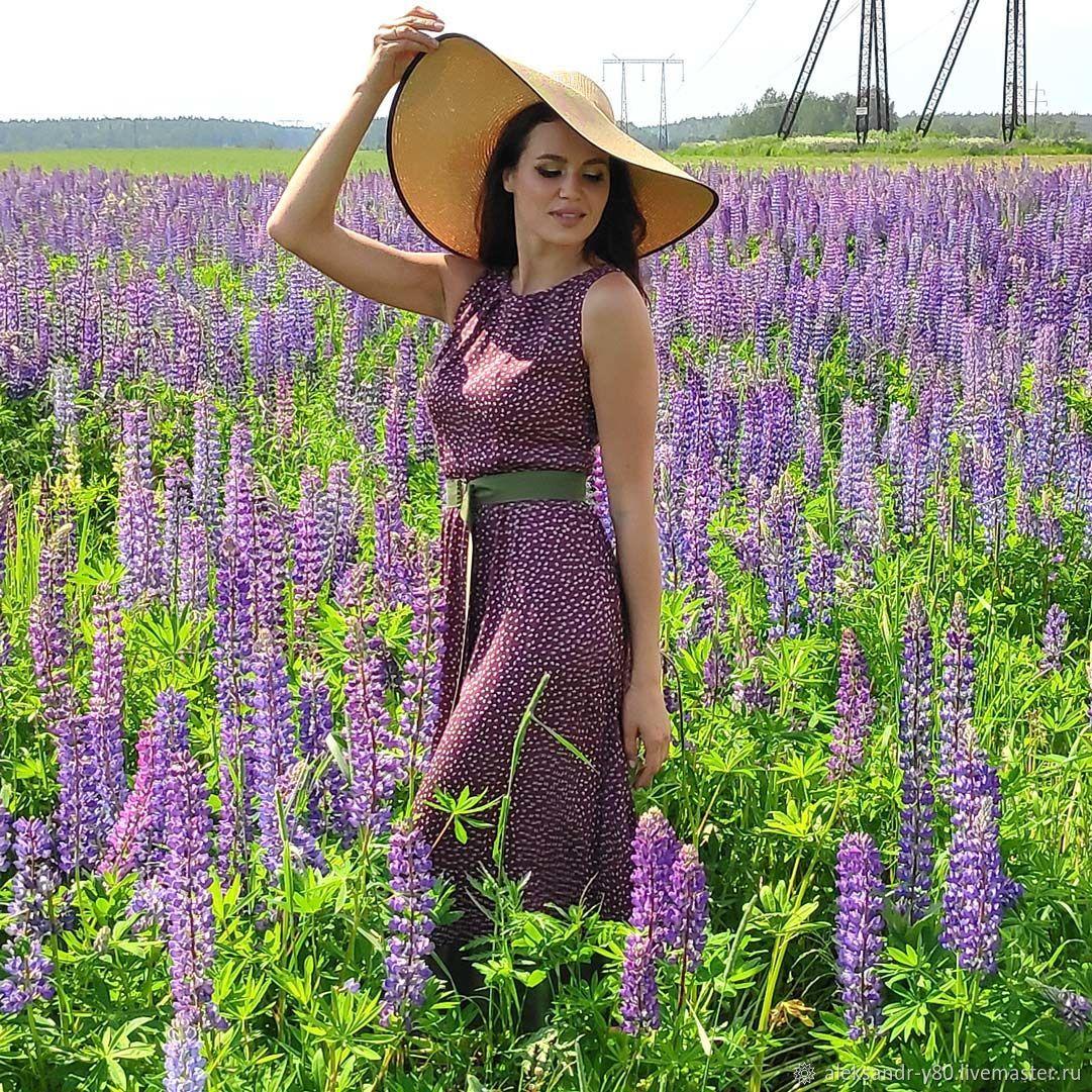 Платье (бренд Svetlana Knjazeva): арт.1255 (008), Платья, Москва,  Фото №1