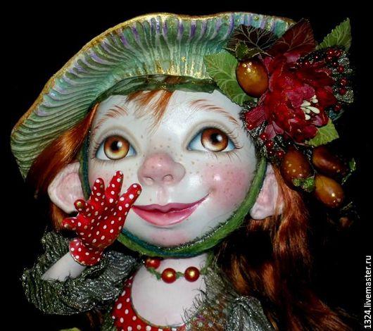 Коллекционные куклы ручной работы. Ярмарка Мастеров - ручная работа. Купить куклы Хвастунишка и Забияка. Handmade. Кукла, позитивный подарок