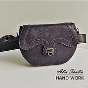 Сумки и аксессуары handmade. Livemaster - original item W0113 Waist bag