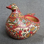 Русский стиль handmade. Livemaster - original item Ladle Utica large. Handmade.