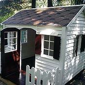 Кукольные домики ручной работы. Ярмарка Мастеров - ручная работа Кукольные домики: Детский домик. Handmade.