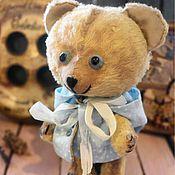 Куклы и игрушки ручной работы. Ярмарка Мастеров - ручная работа Мишка Тедди  Незабудка. Handmade.