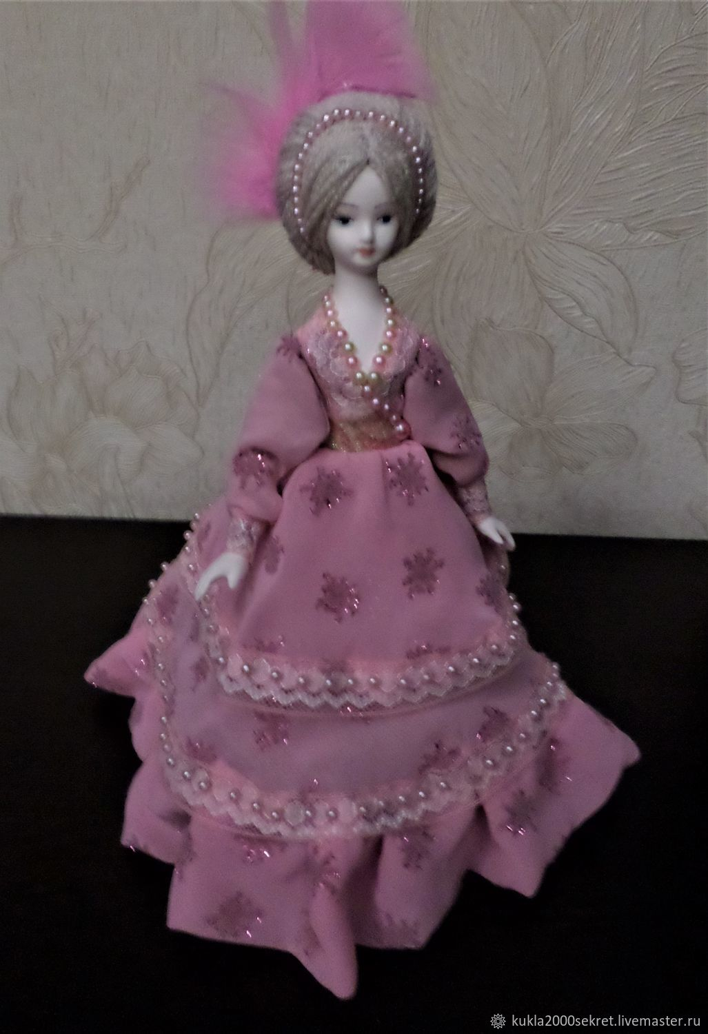 Gifts on February 14: Doll-box, Gifts for March 8, St. Petersburg,  Фото №1