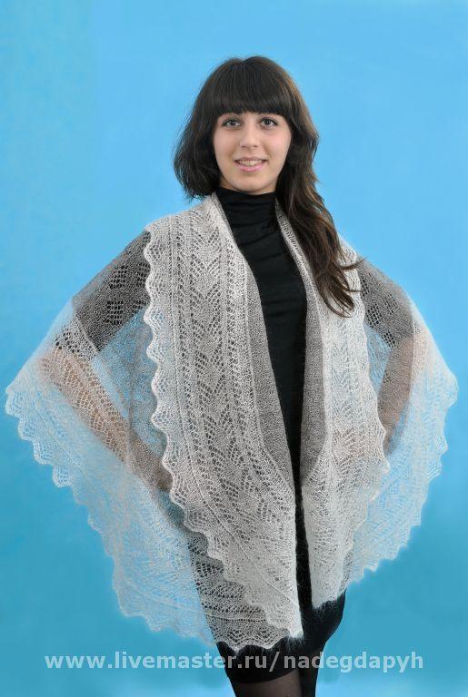 Shawls & Stoles handmade. Livemaster - handmade. Buy 41-drape down the delicate patterns, accessories, shawls,shawl.