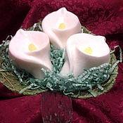 Косметика ручной работы handmade. Livemaster - original item Soap bouquet
