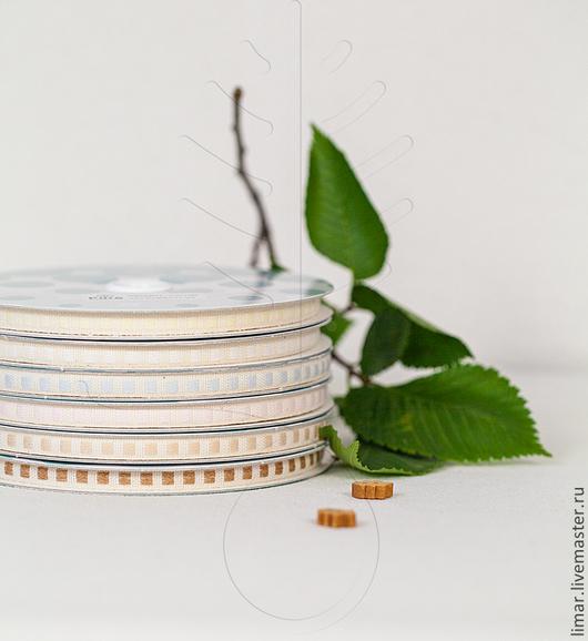Шитье ручной работы. Ярмарка Мастеров - ручная работа. Купить Organic:) тесьма 7 мм, 6 цветов. Handmade. Шитье
