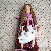 Куклы и игрушки ручной работы. Ярмарка Мастеров - ручная работа Тильда Пенелопа. Handmade.