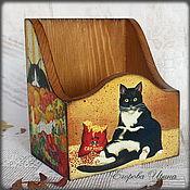 Для домашних животных, handmade. Livemaster - original item The box delicacies