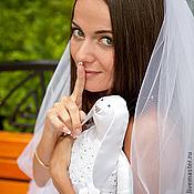 Свадебный салон ручной работы. Ярмарка Мастеров - ручная работа Свадебное платье трансформер белое.. Handmade.