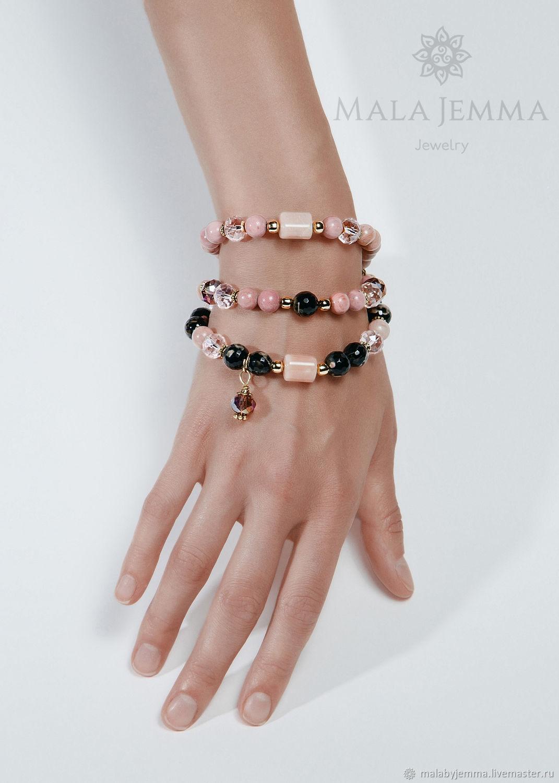 Triple bracelet-beads, Good morning, Bead bracelet, Magnitogorsk,  Фото №1