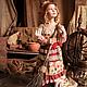 Одежда для девочек, ручной работы. Ярмарка Мастеров - ручная работа. Купить ЗОЛУШКА платье костюм. Handmade. Коричневый, сказка