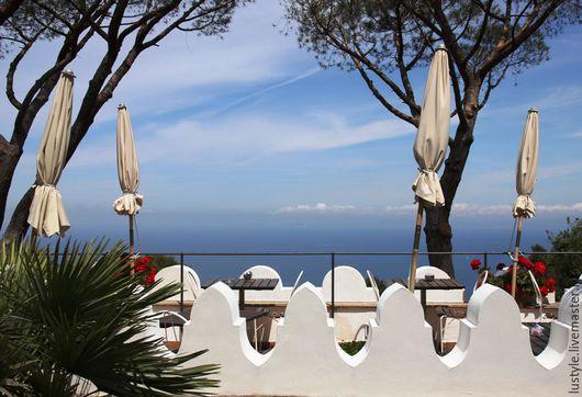LuStyle. Авторская фоторабота `Мечта об отпуске...`, Капри, 2015 г.
