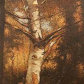 """Картины и панно ручной работы. Ярмарка Мастеров - ручная работа Картина """"Золото Осени"""". Handmade."""