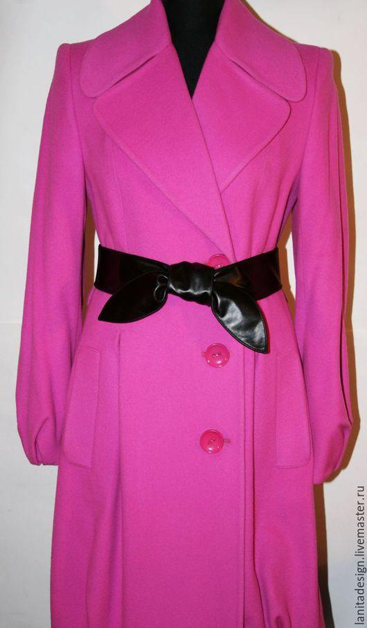 Пояса, ремни, браслеты ручной работы. 2-сторонний кожаный пояс `Twin small 1`. Lanita Design. Ярмарка Мастеров.