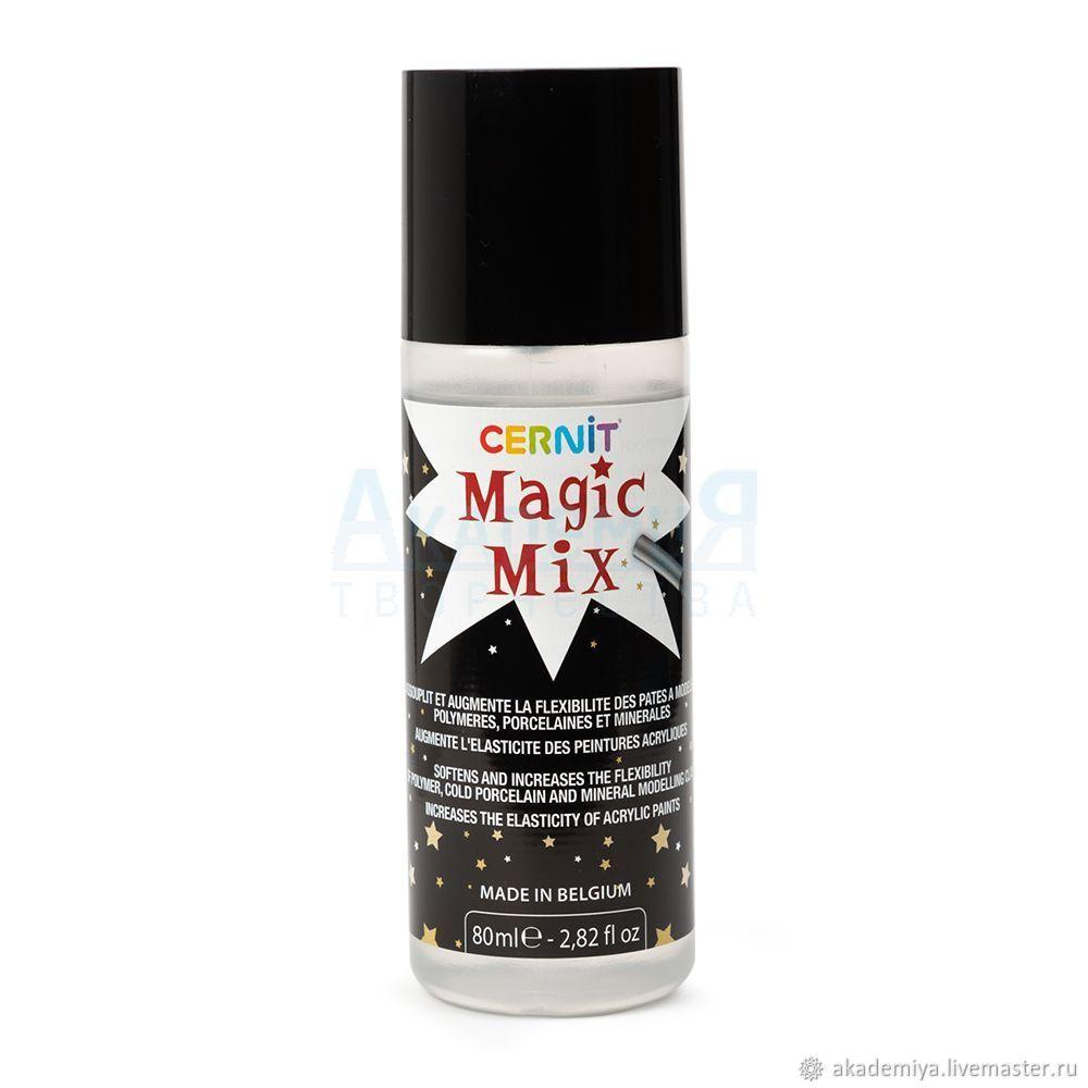 Размягчитель для полимерной глины Cernit Magic Mix, Материалы, Москва,  Фото №1