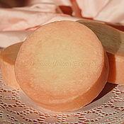 """Косметика ручной работы. Ярмарка Мастеров - ручная работа """"Восход Солнца"""". Натуральное мыло с кремом. Handmade."""