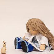 Куклы и игрушки handmade. Livemaster - original item Doll is 35 cm, for Alice. Handmade.