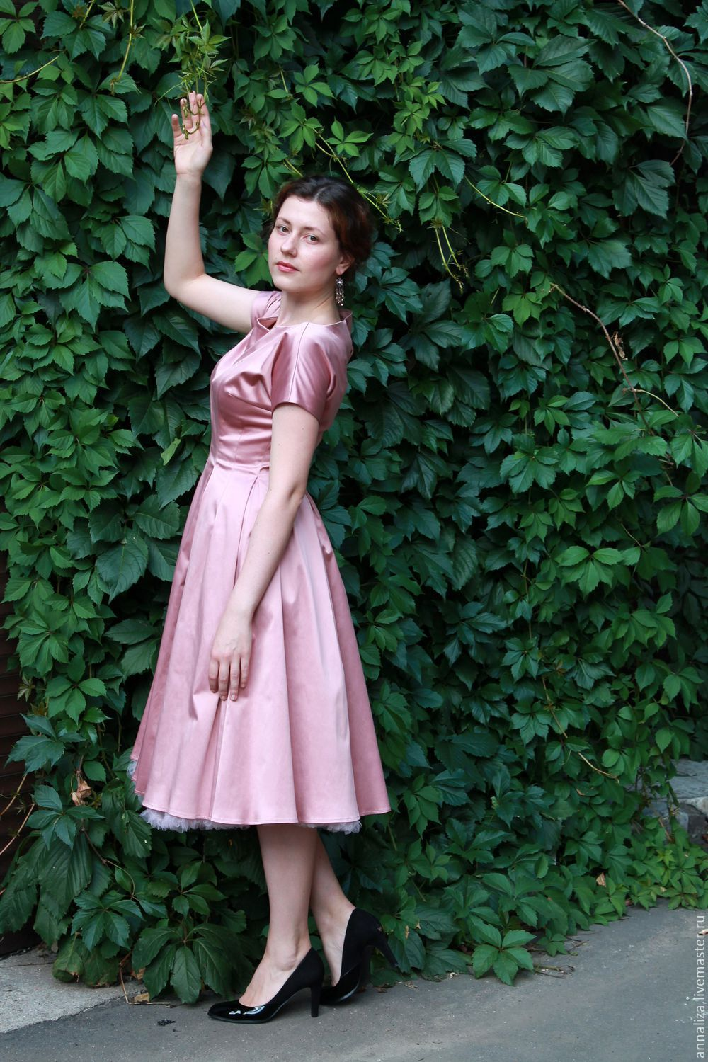 Retro style dress 50s, Dresses, Moscow,  Фото №1
