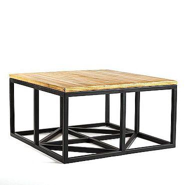 Мебель ручной работы. Ярмарка Мастеров - ручная работа Столик лофт 3005. Handmade.
