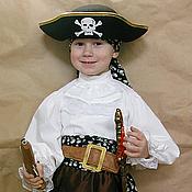 Одежда ручной работы. Ярмарка Мастеров - ручная работа Костюм пирата. Handmade.