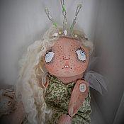 Куклы и игрушки ручной работы. Ярмарка Мастеров - ручная работа Русалочка Ванилька. Handmade.