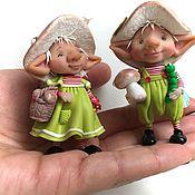 Куклы и игрушки ручной работы. Ярмарка Мастеров - ручная работа Боровички. Handmade.
