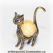 Для дома и интерьера ручной работы. Ярмарка Мастеров - ручная работа Кошка  Кыся. Handmade.