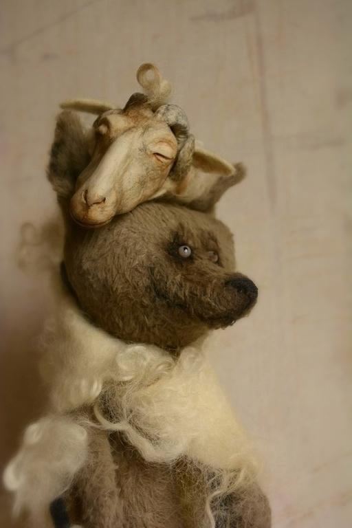neestestvennyi selection, Stuffed Toys, St. Petersburg,  Фото №1