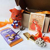 Подарки к праздникам handmade. Livemaster - original item Gift box
