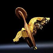 Для дома и интерьера handmade. Livemaster - original item Wooden figure: Guardian angel home. Happiness in the house!. Handmade.