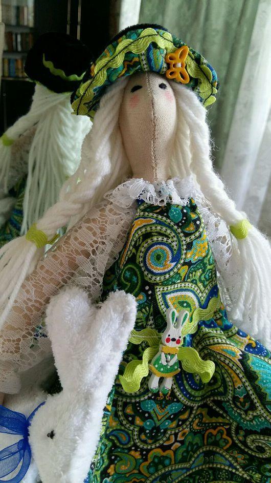Куклы Тильды ручной работы. Ярмарка Мастеров - ручная работа. Купить Кукла Алиса. Handmade. Подарок на любой случай