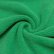 Ткани ручной работы. Ярмарка Мастеров - ручная работа Новинка ! Ткань флис полартек  зеленый  390 гр.. Handmade.