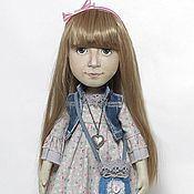 Куклы и игрушки ручной работы. Ярмарка Мастеров - ручная работа Кукла с портретным сходством, Арина.. Handmade.