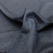 Материалы для творчества handmade. Livemaster - original item The fabric is Italian wool suiting