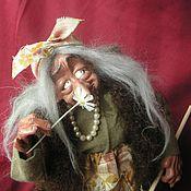 Куклы и игрушки ручной работы. Ярмарка Мастеров - ручная работа Девушка с ромашкой. Handmade.