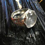 """Фен-шуй и эзотерика ручной работы. Ярмарка Мастеров - ручная работа Кольцо """"Всевидящее Око"""", серебро.. Handmade."""