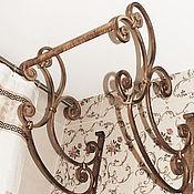 Для дома и интерьера handmade. Livemaster - original item Wrought iron bracket