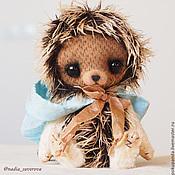 Куклы и игрушки ручной работы. Ярмарка Мастеров - ручная работа Ежик (ХТ2014). Handmade.