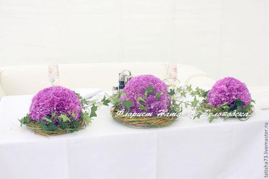 Свадебные цветы ручной работы. Ярмарка Мастеров - ручная работа. Купить Сиреневая свадьба. Handmade. Сиреневый, цветы на свадьбу, жемчуг