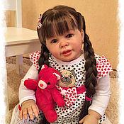 Куклы и игрушки ручной работы. Ярмарка Мастеров - ручная работа Кукла реборн на базе молда Katie-Marie (Кати-Мари) от Ann Timmerman. Handmade.