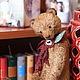 Мишки Тедди ручной работы. Мишка Тедди Интерьерный 27 см. Старостина Татьяна (StarBears). Ярмарка Мастеров.