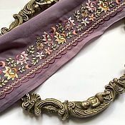 Материалы для творчества handmade. Livemaster - original item Lace vintage №402. Handmade.