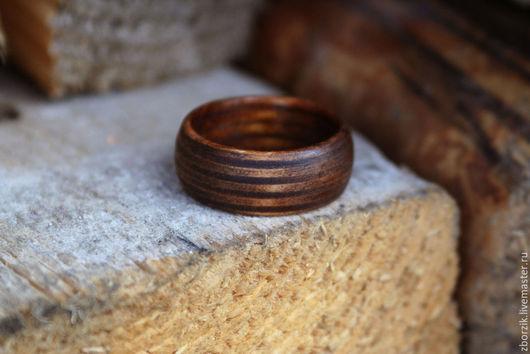 Кольца ручной работы. Ярмарка Мастеров - ручная работа. Купить Бочонок. Handmade. Подарок девушке, обрачальные кольца, кольцо из дерева