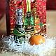 """Подарочные наборы косметики ручной работы. Ярмарка Мастеров - ручная работа. Купить Набор мыла """"С Новым годом!"""". Handmade."""