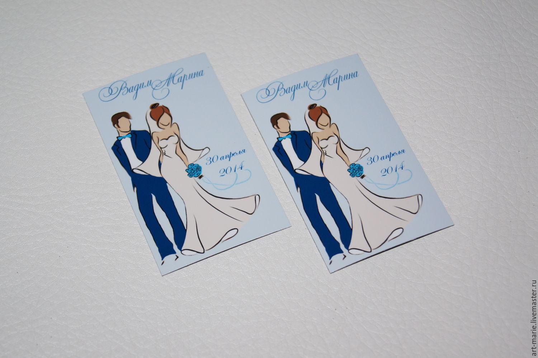 Свадебные магнитики картинки
