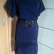 Одежда handmade. Livemaster - original item knit dress. Handmade.
