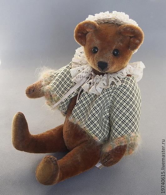 Мишки Тедди ручной работы. Ярмарка Мастеров - ручная работа. Купить Мишка Флури.. Handmade. Мишка, медведь, тедди медведи