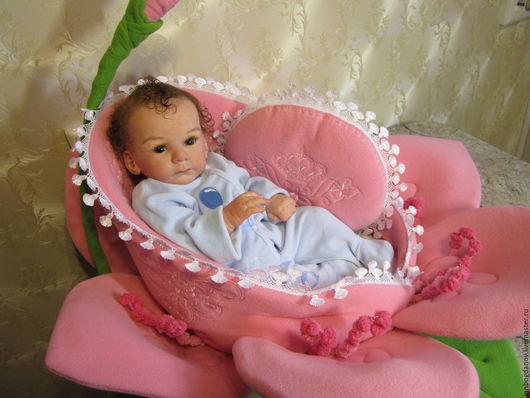 Куклы-младенцы и reborn ручной работы. Ярмарка Мастеров - ручная работа. Купить Кукла реборн  Маркушенька-2. Handmade. реборн