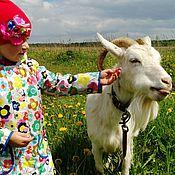 Работы для детей, ручной работы. Ярмарка Мастеров - ручная работа Шапочки с цветами. Handmade.